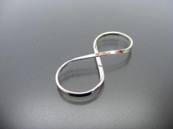 "Anhänger ""Infinity"" (10 x 22 mm)"