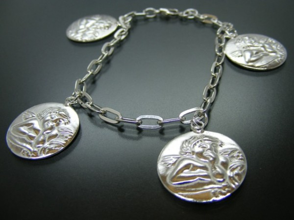 "Armband ""Angel"" (19cm)"