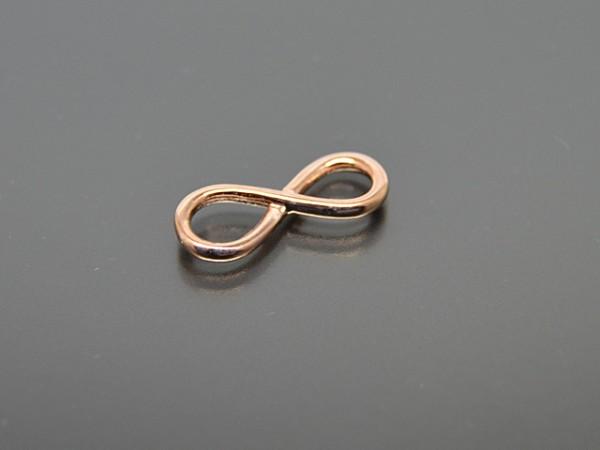 """Anhänger """"Infinity"""", rosegold"""