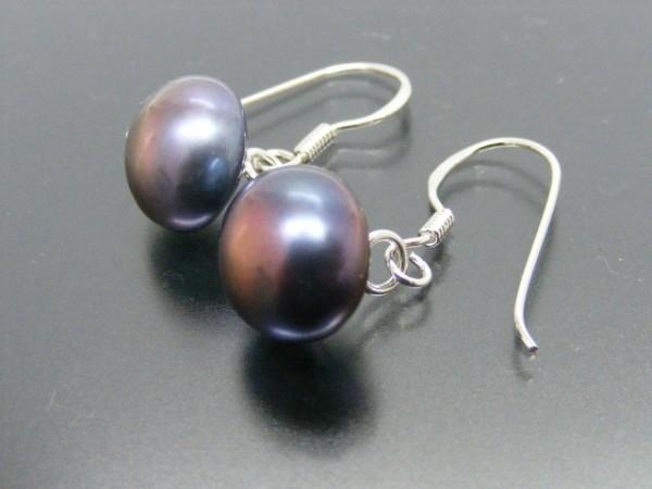 """Ohrhänger """"Pearl"""" (10mm)"""