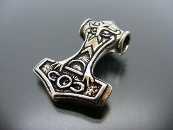"Anhänger Thors Hammer ""Thorskopf"""