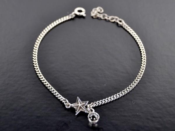 """Armband """"Star"""" mit Onyx"""