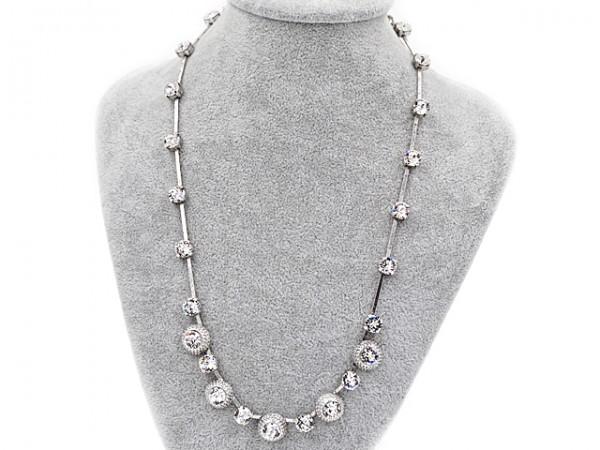 """Collier """"Lea Crystal"""" (45 - 50 cm)"""