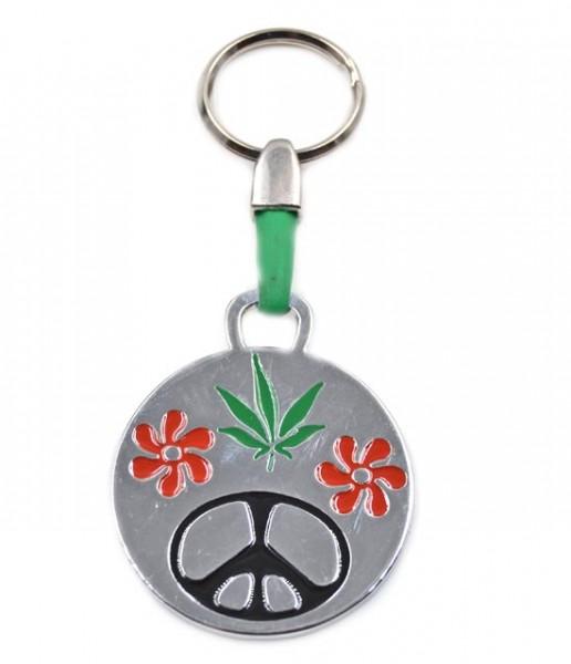 """Schlüsselanhänger """"Hippie"""""""