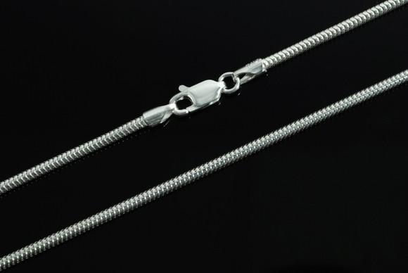 Schlangenkette (1,6mm)(38cm)(1St.)
