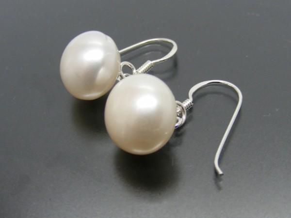 """Ohrhänger """"Pearl"""" (12mm)"""