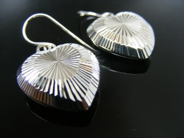 Herz Ohrhänger
