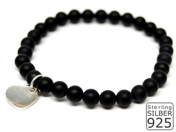 "Black Pearls ""Herz"""