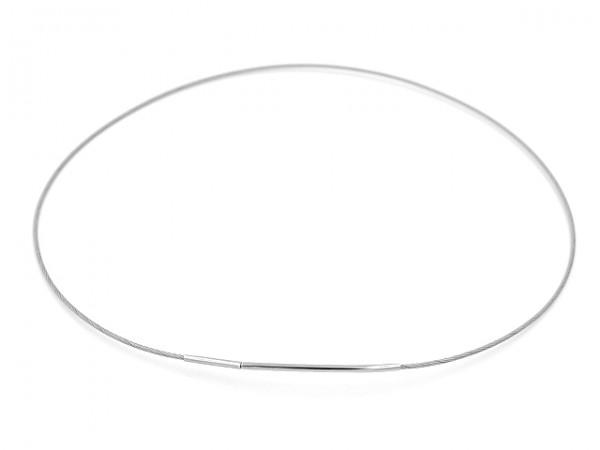 Edelstahlhalsreifen (45 cm) ( 3 Stück )