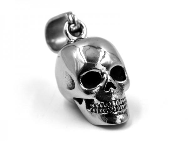 """Edelstahlanhänger""""Skull"""""""