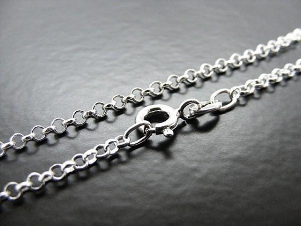Erbskette (90cm) (2mm)