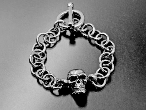 "Armband ""Totenkopf"" (22cm)"