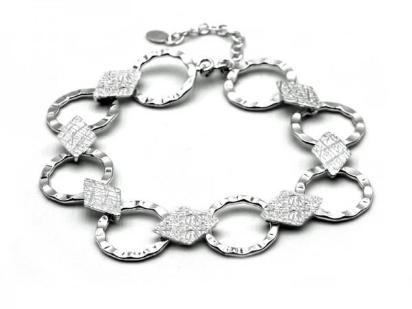 "Armband ""Berrin"" (Raute) (17+4cm)"