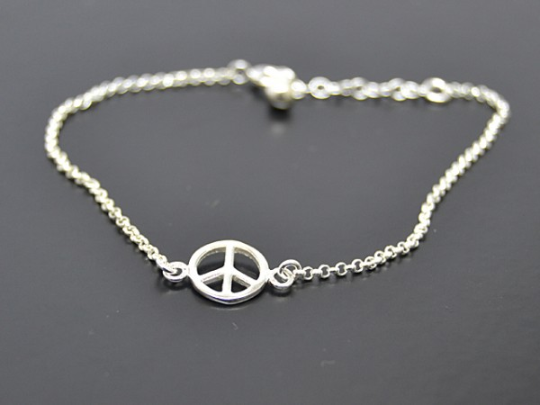 Armband Zauberhaft (Peace)