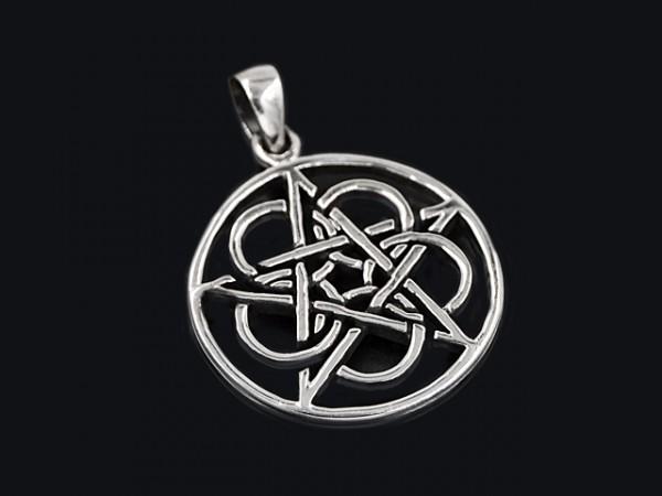 """Anhänger """"Keltische Symbole"""""""