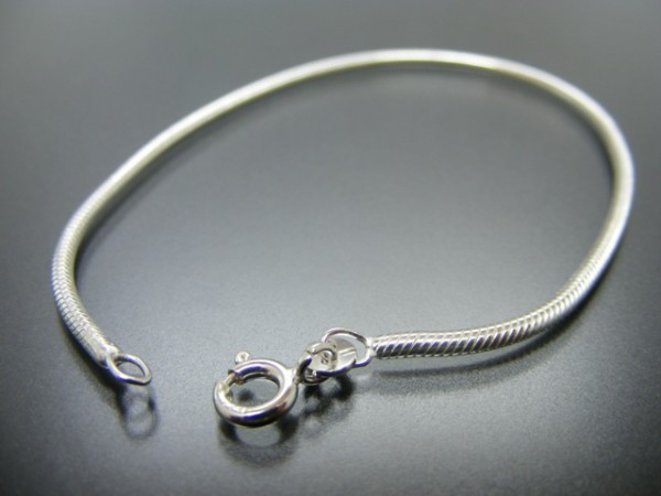 Armband (2 mm)(19cm) (1St.)