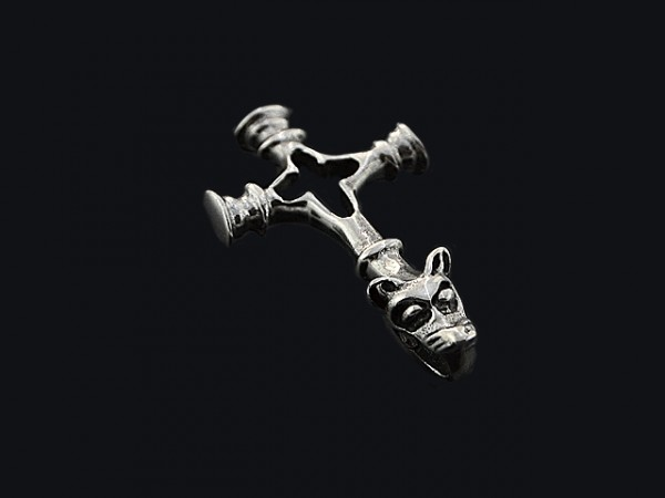 """Anhänger Thors Hammer """"Wolfskreuz"""""""
